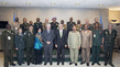 Group Photo of Heads of Peacekeeping Military Components 0.70587593
