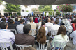 Secretary-General Holds UN Town Hall Meeting in Gaza 3.768096