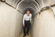 Secretary-General Visits Ein Hashlosha Tunnel in Israel 3.7643166