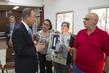 Secretary-General Meets Inhabitants of Kibbutz Nirim in Israel 3.7643166