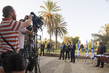 Secretary-General Addresses Media in Kibbutz Nirim, Israel 2.3874002