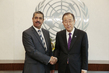 Secretary-General Hosts Farewell Luncheon for Permanent Representative of Yemen 2.8646395