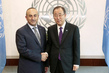 Secretary-General Meets Foreign Minister of Turkey 2.8646395