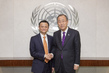Secretary-General Meets Chairman of Alibaba Group 2.865646