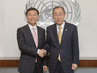 Secretary-General Meets Chairman of UNCITRAL 1.0