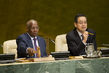 General Assembly Meeting on NEPAD Progress and International Support
