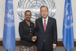 UN Chief of Human Resources Management Sworn In 7.22836