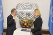 Representative of Secretary-General for UN Pension Fund Sworn In 7.22836