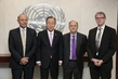 Secretary-General Meets Special Rapporteur on Torture and Anti-Torture Representatives