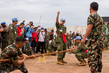 UNMISS Troops Hold Tug of War Contest Ahead of UN Day 4.5098767