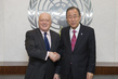 Secretary-General Meets Security Council President for November