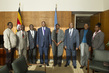 Assembly President Meets Parliamentarian Delegation from Uganda 3.2167811