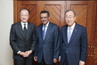 Secretary-General and World Bank President Meet Foreign Minister of Ethiopia in Addis Ababa 1.0