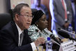Joint Press Conference by UN, World Bank and AU Chiefs 1.0
