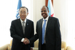 Secretary-General Meets Foreign Minister of Djibouti 1.0