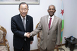 Secretary-General Meets Head of Djibouti's National Assembly 1.0