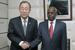 Secretary-General Meets Prime Minister of Djibouti 1.0