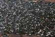 Aerial Views of Ifo 2 Refugee Camp in Dadaab, Kenya 3.4206533