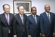 Secretary-General and World Bank President Meet Somali President and Prime Minister 2.29161