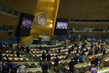 General Assembly Observes Moment of Silence for Former President of Zambia
