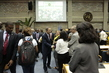 Secretary-General Holds Town Hall Meeting With UN Staff in Nairobi
