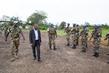 Deputy Special Representative of Secretary-General Visits Berberati, Central African Republic 5.130769