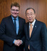 Secretary-General Meets with Mr. Rasmus Helveg Petersen, Minister for Climate, Energy, and Building, Denmark. 7.3294315