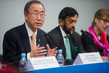 Secretary-General Attends Launch of IPCC Synthesis Report 7.3294315