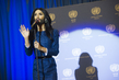 Conchita Wurst Speaks at United Nations Office in Vienna 5.611747