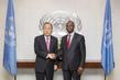 Secretary-General Meets New Permanent Observer of International Organization of La Francophonie 2.8636289