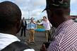 Head of UNMEER Visits Liberia 3.4225836