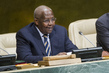 Assembly, Security Council Elect Four Judges to World Court, Fifth Vacancy Remains 3.2170012