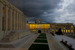 Palais des Nations at Dusk 13.232248
