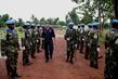 MINUSCA Police Commissioner Visits Rwandan Battalion in Bangui 5.130769