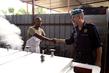 MINUSCA Police Commissioner Visits Rwandan Battalion in Bangui 5.0773783