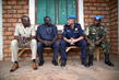 MINUSCA Police Commissioner Meets Bangui Officials 5.129592