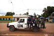 MINUSCA Police Commissioner on Patrol in Bangui 3.4225836