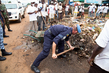 MINUSCA Police Commissioner Commends Community Initiative in Bangui 3.4225836