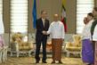 Secretary-General Meets President of Myanmar 3.7593732