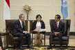 Secretary-General Meets President of Indonesia in Myanmar 3.7593732