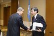 Secretary-General Meets Head of Asian Development Bank in Myanmar 3.7593732