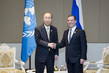 Secretary-General Meets Russian Prime Minister in Myanmar 3.7593732