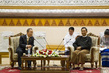 Secretary-General Meets Speaker of Myanmar's Parliament 3.7593732