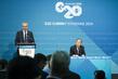 Secretary-General Briefs Press at 2014 G20 Summit, Brisbane 1.0