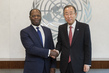 Secretary-General Meets Human Rights Council President 1.0