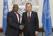 Secretary-General Meets Speaker of Guinea-Bissau Parliament 1.0