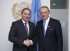 Deputy Secretary-General Meets Prime Minister of Sweden 0.7044973