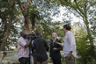 Head of UNMEER Visits Mali