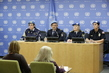 Press Conference by UN Police Adviser