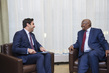 Assembly President Meets Special Envoy on Youth 0.011921404